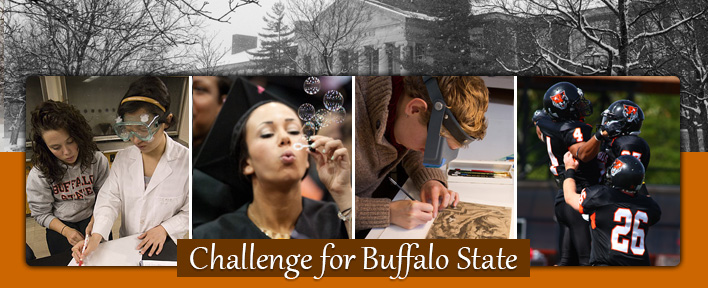 Challenge for Buffalo State